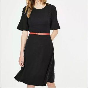 Boden, black dress, Sz 16 US